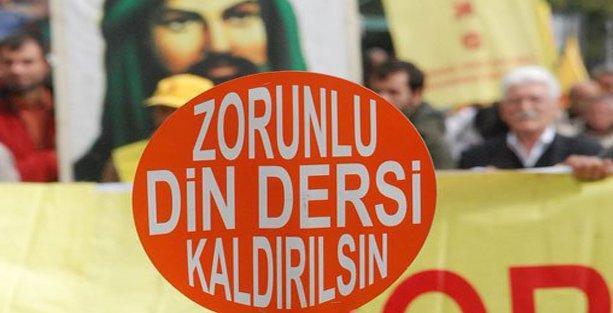 Alevilerden Erdoğan'a: 'Demagoji yapmayın, gereğini yapın!'