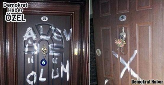 Alevilerin evlerini Alevilerin işaretlediği iddiası yalanlandı