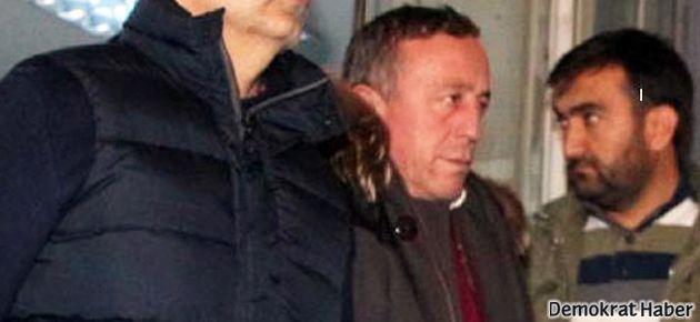 Ali Ağaoğlu görüntülendi