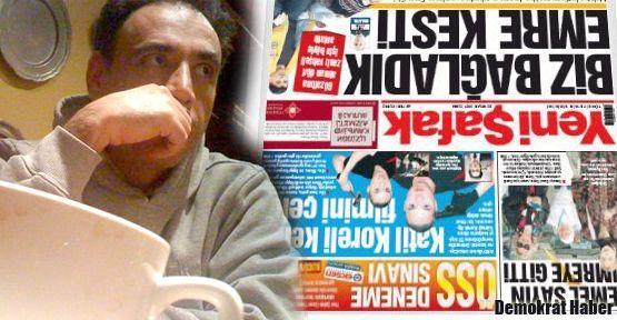 Ali Akel sessizliğini bozdu: İktidar tel örgü çekti!