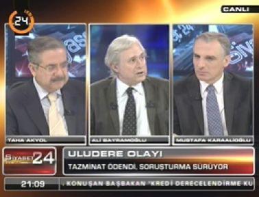 Ali Bayramoğlu'ndan İdris Naim Şahin isyanı!