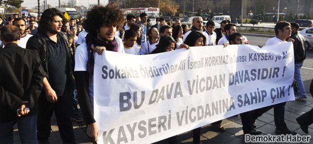 Ali İsmail dosyası Kayseri'ye ulaştı