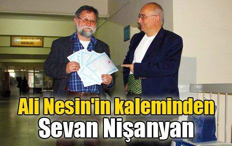 Ali Nesin'in kaleminden Sevan Nişanyan