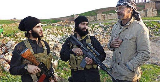 Alman gazeteci 'IŞİD ile 10 gün'ünü anlattı