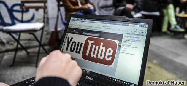 Alman hükümetinden 'YouTube' tepkisi