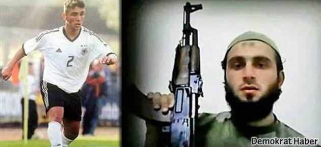 Alman milli futbolcu Suriye'de öldürüldü