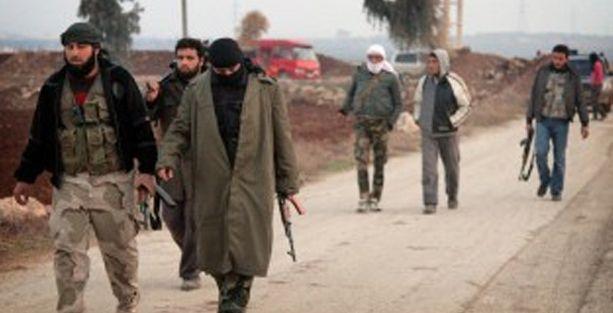 Almanya 50 çalışanını IŞİD kontrolündeki bölgeden kurtardı