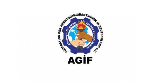 Almanya Göçmen İşçiler Federasyonu'ndan HDP'ye destek
