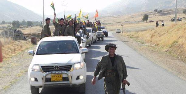 Almanya'daki parlamenterler: PKK'ye silah verilsin