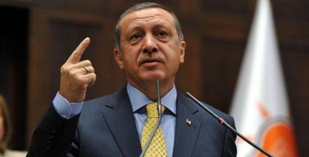 Almanya'dan Erdoğan'a sert tepki