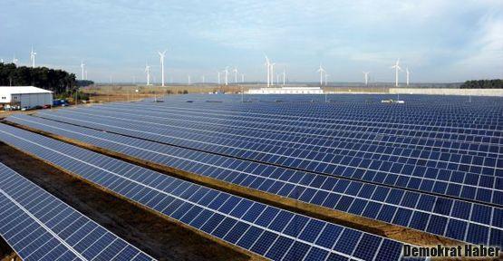Almanya'dan güneş enerjisi rekoru