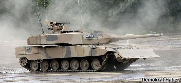 Almanya'nın Körfez'e silah satışında patlama
