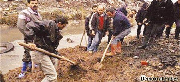 Altı köylüyü öldürüp gömmüşler