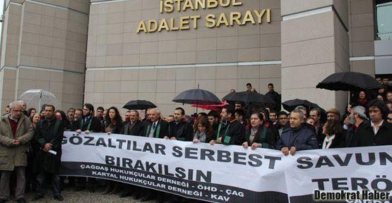 'Amaç, toplumsal muhalefeti hukuki olarak yalnızlaştırmak'