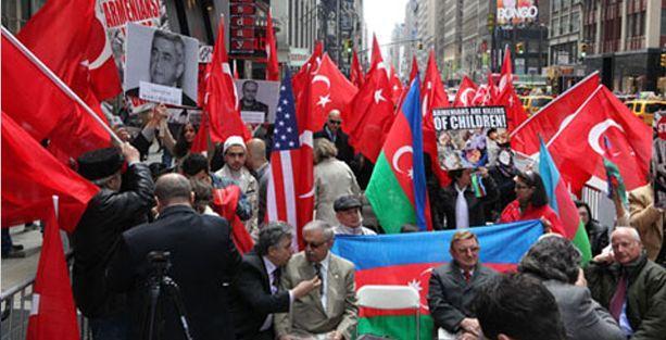 Amerikan-Türk Dernekler Asamblesi soykırımı inkar için çalışacak