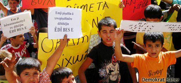'Anadilde eğitim bizi bölmez'