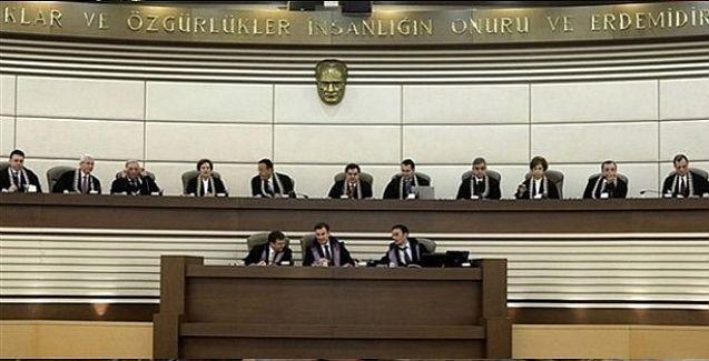 Anayasa Mahkemesi'nden itiraf gibi açıklama: Anayasa'ya uymadık