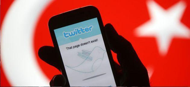 'Twitter kararı hükümete darbe'