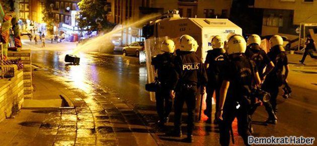 Ankara dün gece de ağaçları için ayaktaydı