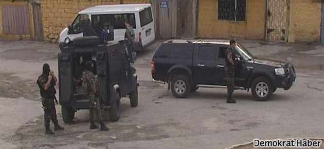 Ankara'da 11 tutuklama