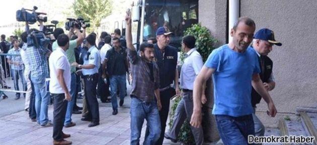 Ankara'da 23 'Gezi' direnişçisi tutuklandı