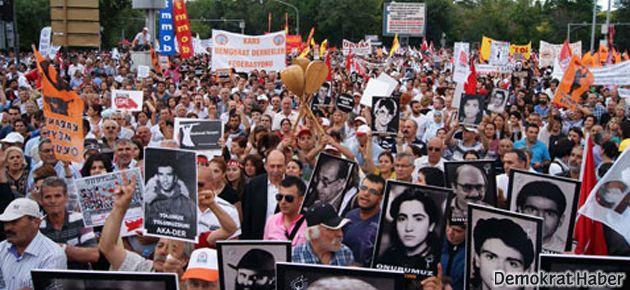 Ankara'da binlerce kişi Madımak'ı andı