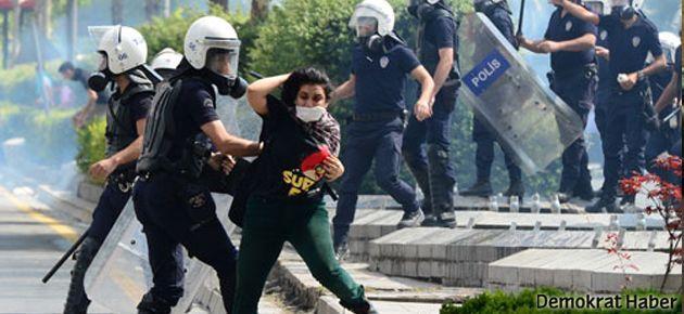 Ankara'da Gezi olaylarına dava yağmuru