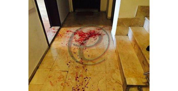 Ankara'da HDP yöneticisine bıçaklı saldırı!