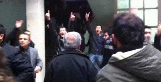 Ankara'da 'Ümmetin Yiğitleri'nden 'saldıracağız' mesajı