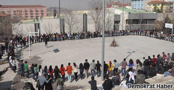 Ankara'da üniversitelere 'eylem' arası