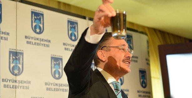 Ankara'nın içemediği arsenikli suya yüzde 9 zam!