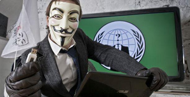 Anonymous, Dünya Kupası tepkisi
