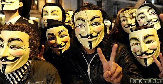 Anonymous, THY'nin sitesini hackledi