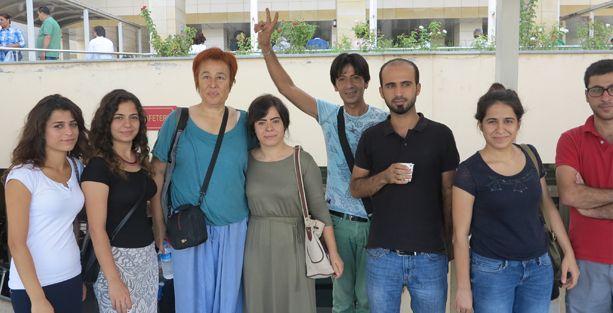 Antalya polisi muhalif öğrenci istemiyor
