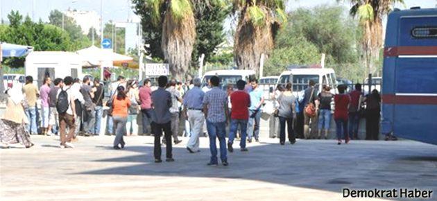 Antalya'da 2 Gezi tutuklaması