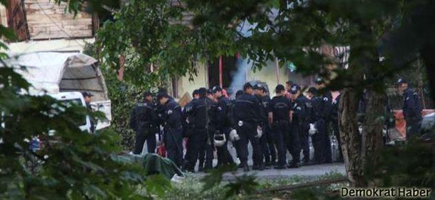 Antalya'da Gezi baskınları: 7 gözaltı
