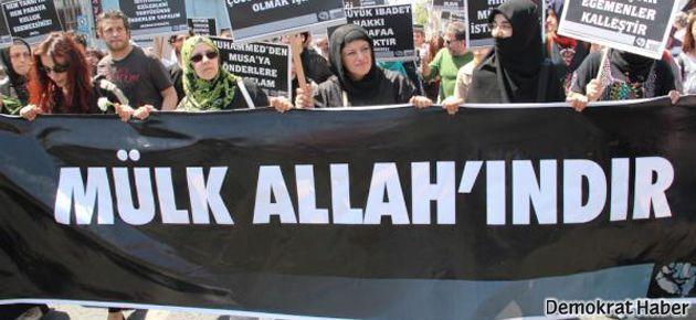 Antikapitalist Müslümanlar Van için açlık grevinde