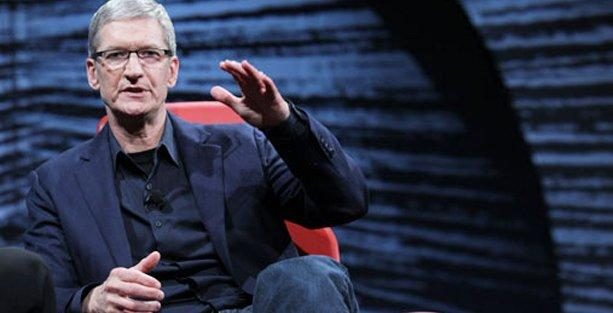 Apple CEO'su: Eşcinsel olmaktan gurur duyuyorum