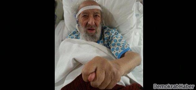 Ara Güler'den 'öldü' diyenlere fotoğraflı cevap