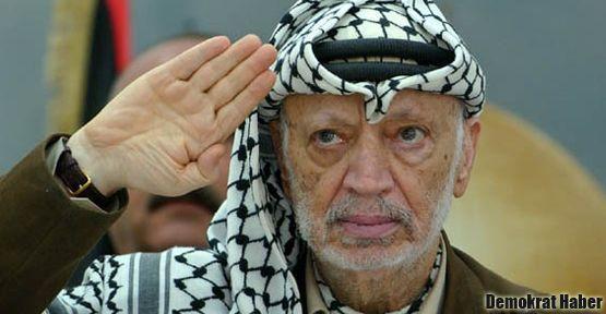 Arafat'ın mezarı açıldı, incelemelere başlandı