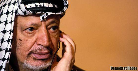 Arafat'ın ölümüne cinayet soruşturması