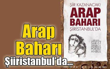 Arap Baharı Şiiristanbul'da...
