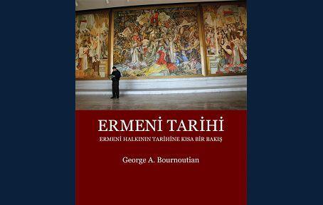 Aras Yayıncılık'tan yeni bir kitap: ERMENİ TARİHİ