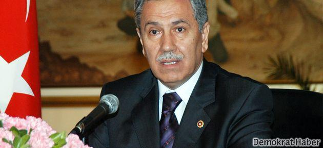 Arınç: AK Parti'li Fetullah Gülen beklemiyoruz!