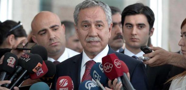 Arınç: Büyük ihtimalle Cumhurbaşkanı adayımız Erdoğan