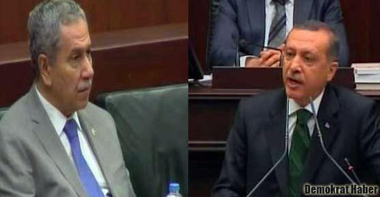 Arınç Erdoğan'ın sözlerini duyunca dondu kaldı