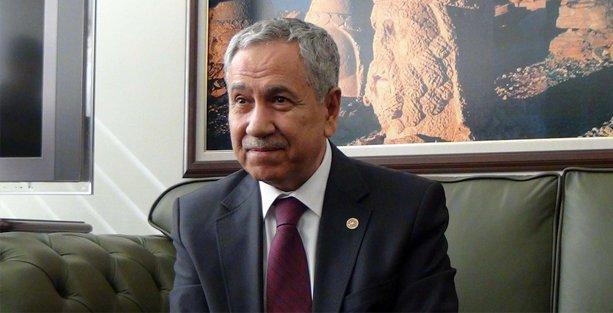 Arınç: Ölümlerden HDP sorumlu, dünyayı başlarına yıkarız
