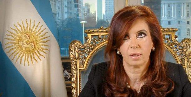 Arjantin Devlet Başkanı Kirchner: 'ABD beni öldürebilir'