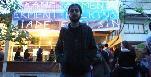 Arno Kalaycı: Bir şeyle yüzleşecekseniz ilk durak Kamp Armen