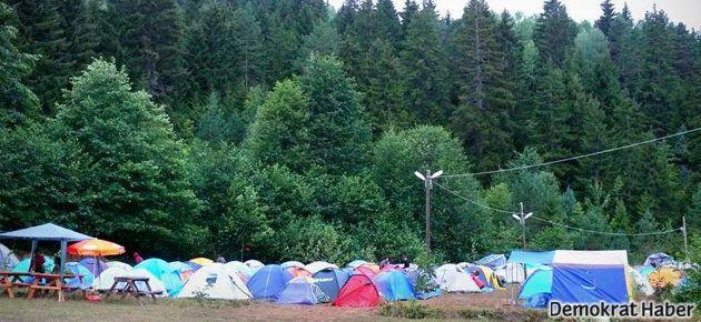 Artvin'deki Gezi Parkı